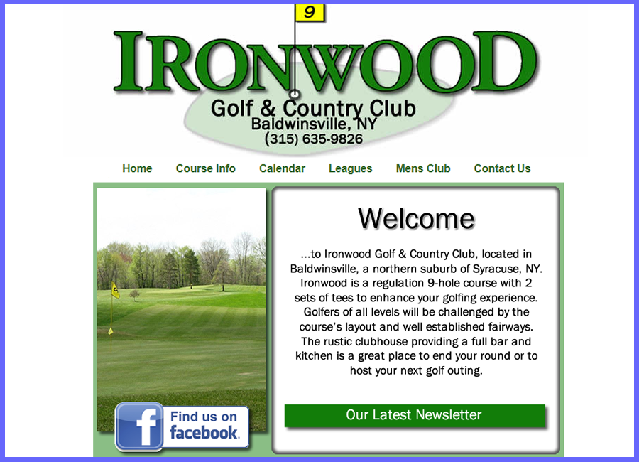 Ironwood Golf and Country Club